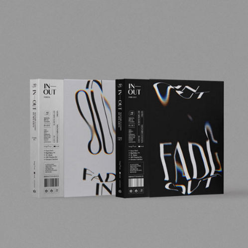 Moonbin & Sanha 1st Mini Album - IN-OUT