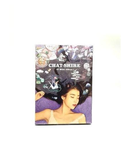 IU 4th Mini Album - Chat-Shire