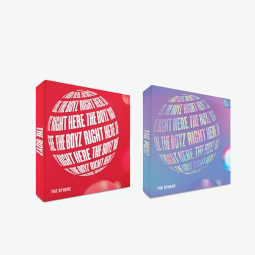 The Boyz 1st Single Album - The Sphere