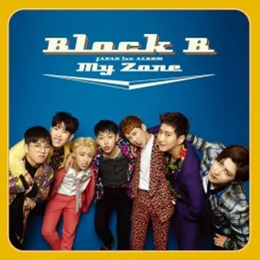 Block B 1st Japanese Album - My Zone