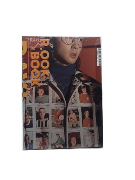 Ravi 2nd Mini Album - R.OOK BOOK