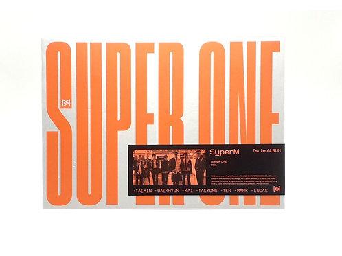 SuperM 1st Album - Super One