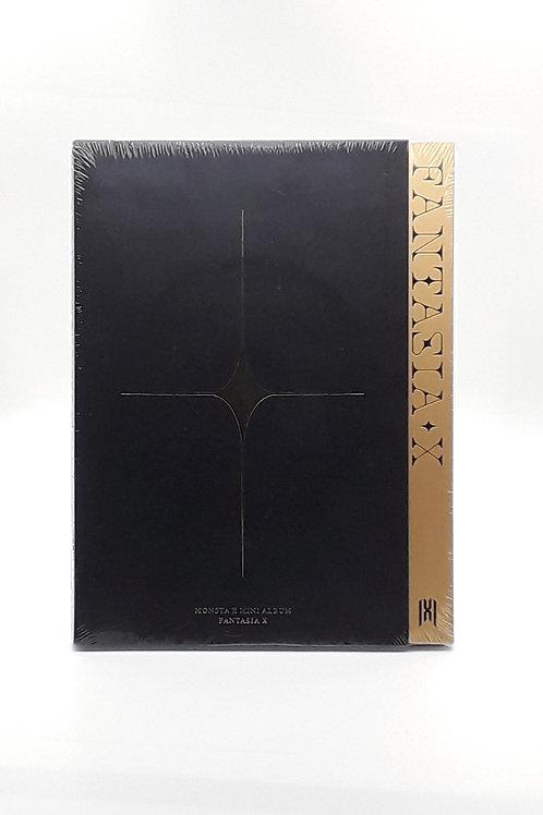 Monsta X 8th Mini Album - Fantasia X