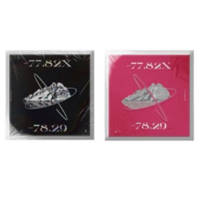 Everglow 2nd Mini Album -77.82x -78.29