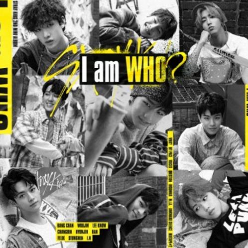 Stray Kids 2nd Mini Album - I Am WHO
