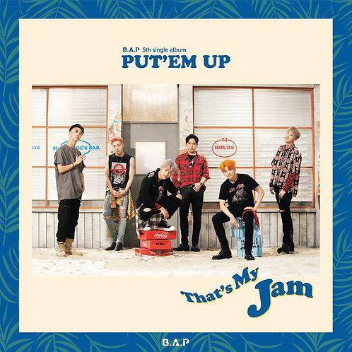 B.A.P 5th Single Album - Put 'Em Up