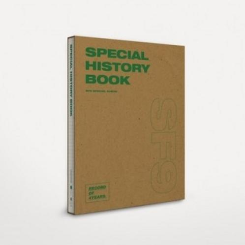 SF9 Special Album - Special History Book