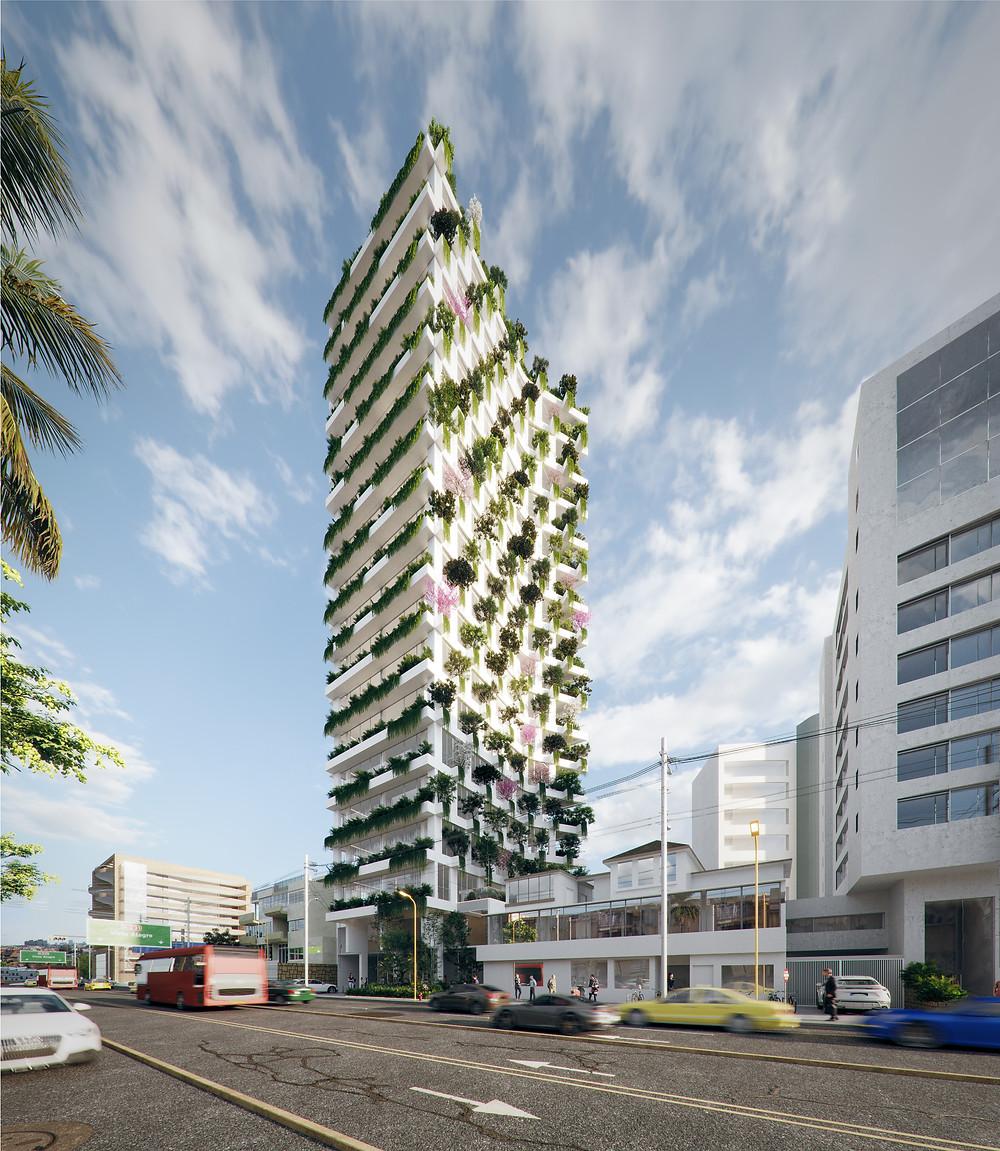 Imperia Balance, torre biofílica, nuevo concepto que  dará más aperturas a todos los espacios interiores