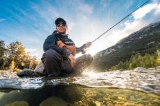 Reportage en rivière