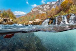 Paysage en Croatie