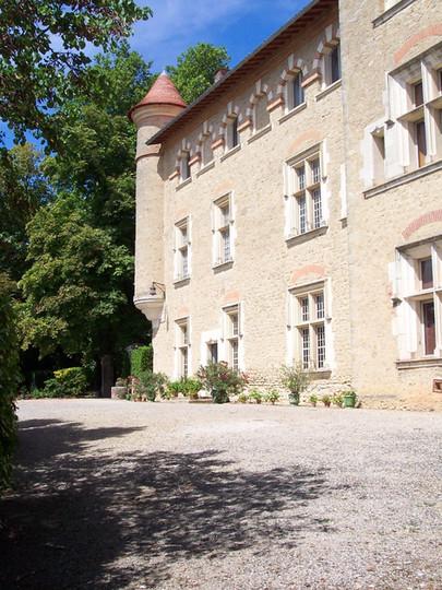 Partie XIXè s. du château