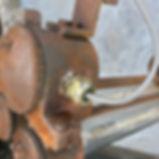 Rusty Daeyang Flameproof Edison twin str