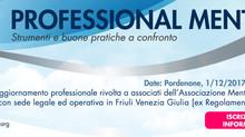 Aggiornamento professionale: programma evento formativo - venerdì 2 e sabato 3 febbraio 2018