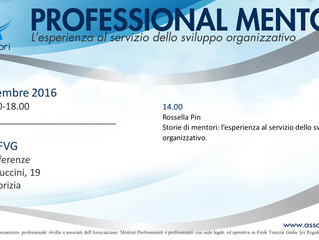 Aggiornamento professionale: programma evento formativo - venerdì 18 novembre 2016