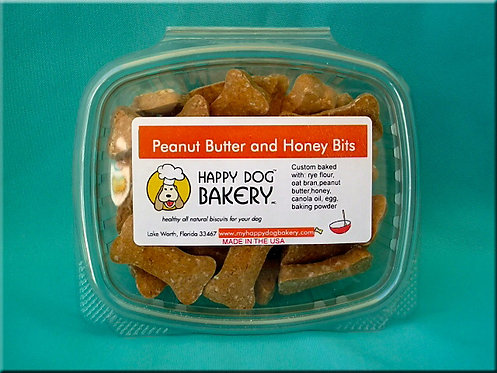 Peanut Butter and Honey Bits