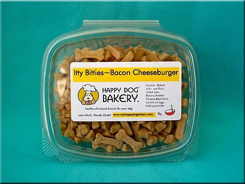 Itty Bitties~Bacon Cheeseburger
