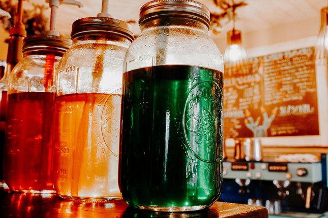 green dragon, kula, citrus berry