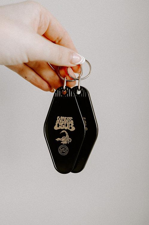 Wolfe Club Keychain