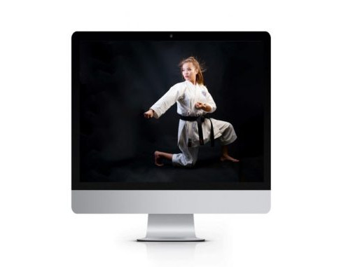 Online Karate and the Corona Virus: Will Virtual Lessons become the Norm?