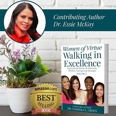 Women of Virtue Walking in Excellence In