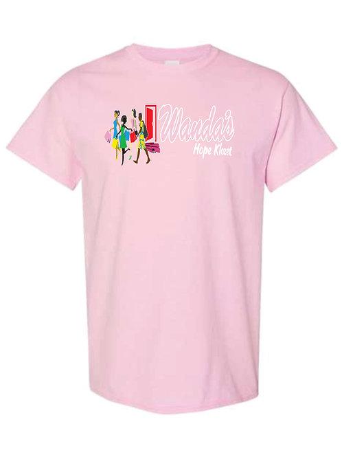 Wanda's Hope Klozet Pink Shirt Inlay