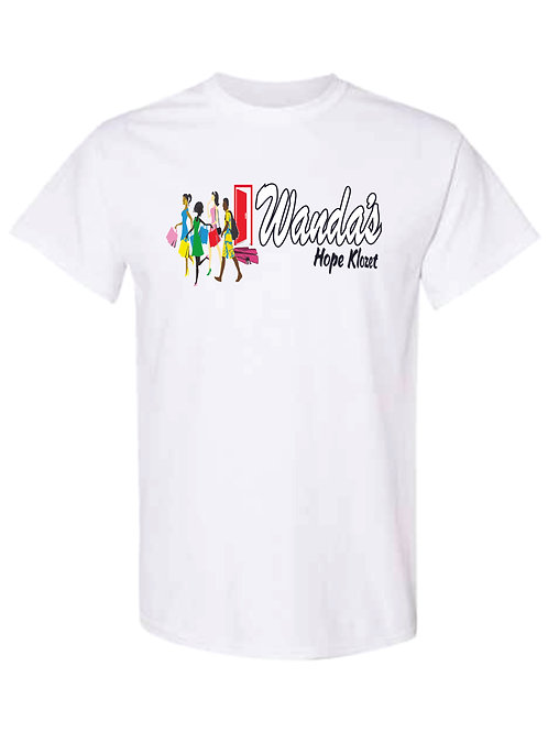 Wanda's Hope Klozet White Shirt Inlay