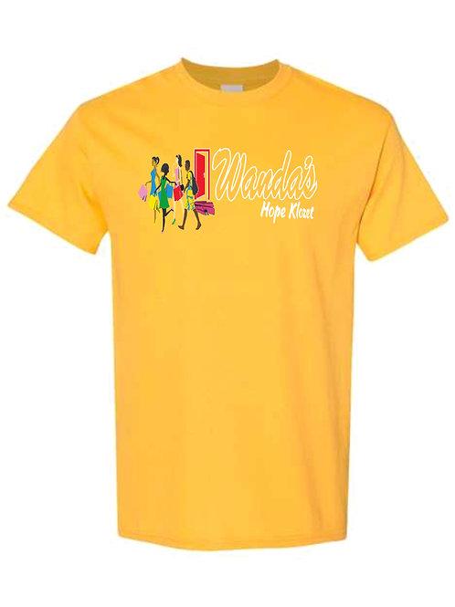Wanda's Hope Klozet Yellow Shirt Inlay