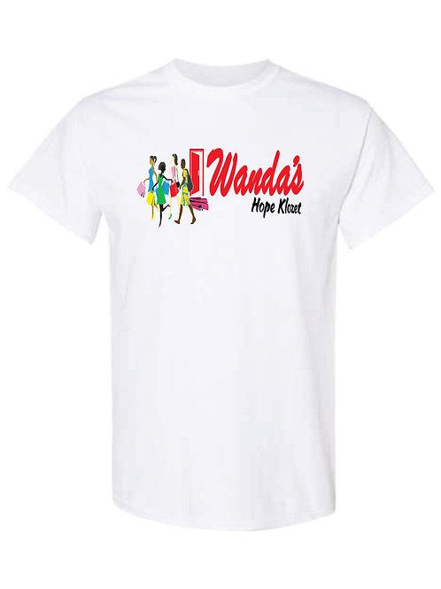 Wanda's Hope Klozet White Shirt