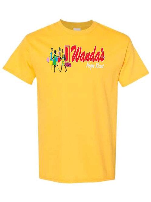 Wanda's Hope Klozet Yellow Shirt