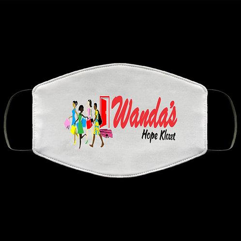 Wanda's Hope Klozet White Mask
