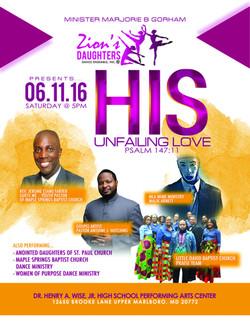Zion's Daughter's Dance Ensemble Inc 201