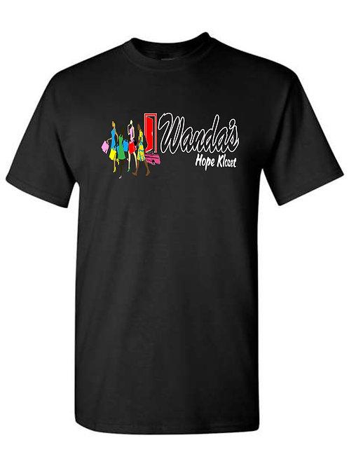 Wanda's Hope Klozet Black Shirt Inlay