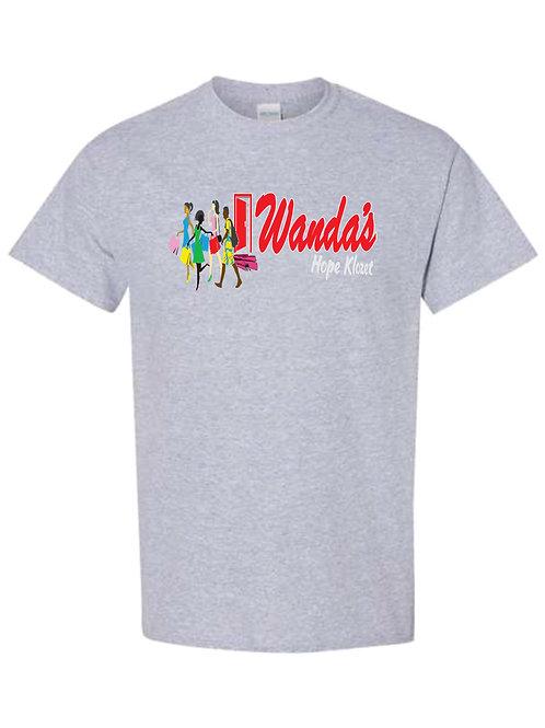 Wanda's Hope Klozet Gray Shirt