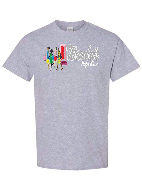 Wanda's Hope Klozet Gray Shirt Inlay