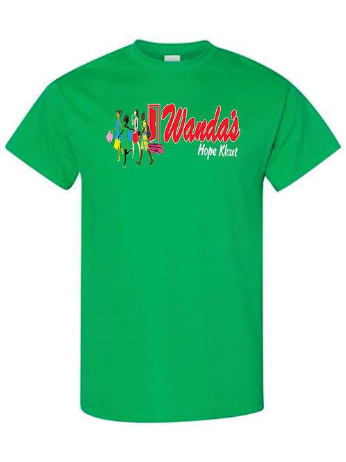 Wanda's Hope Klozet Green Shirt