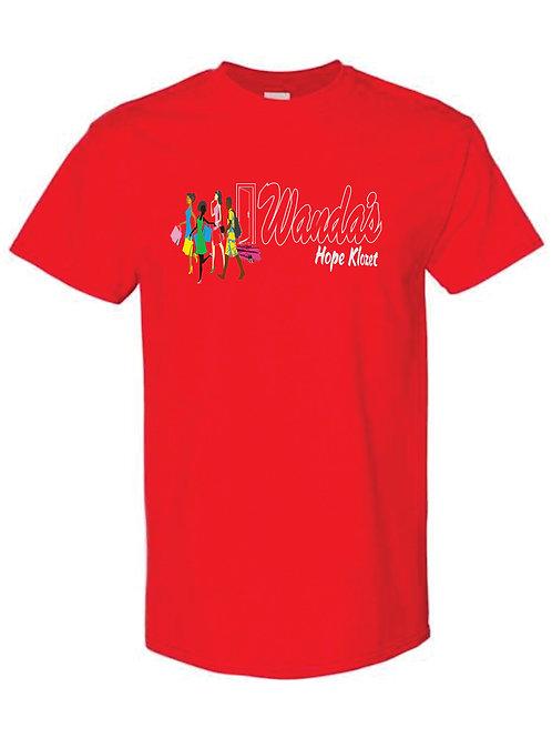 Wanda's Hope Klozet Red Shirt
