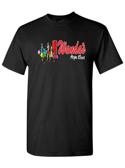 Wanda's Hope Klozet Black Shirt