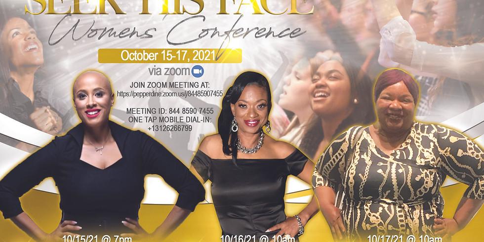 Kingdom Seekers Network presents Seek His Face Women's Conference