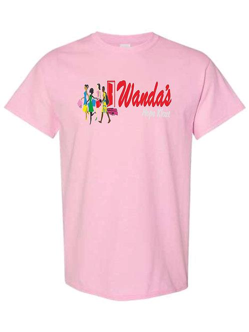 Wanda's Hope Klozet Pink Shirt