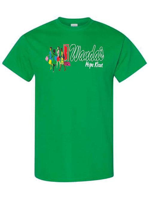 Wanda's Hope Klozet Green Shirt Inlay