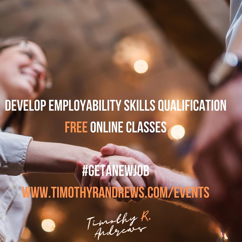 Develop Your Employability Skills Qualification
