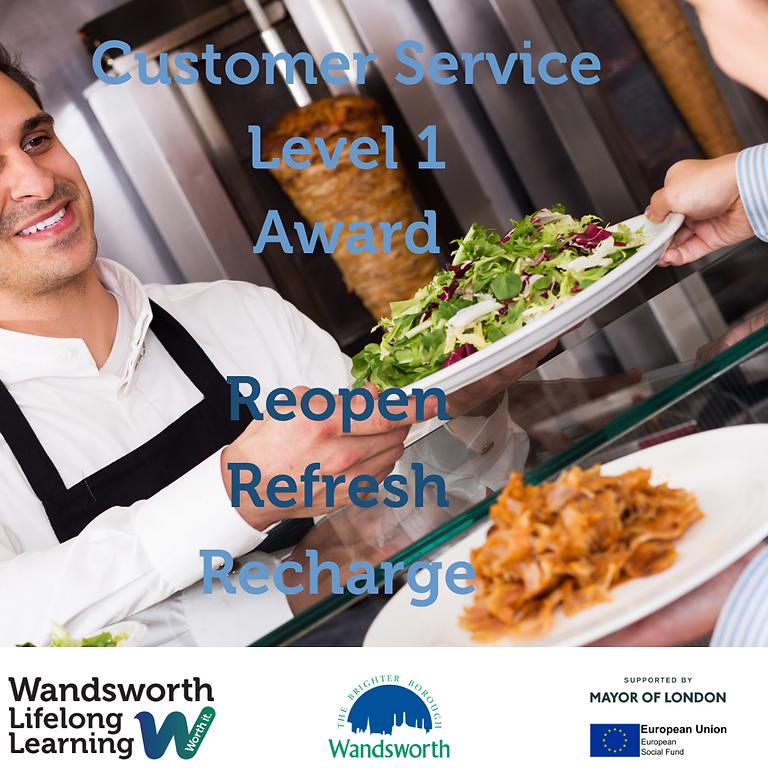 Customer Service Qualification Level 1