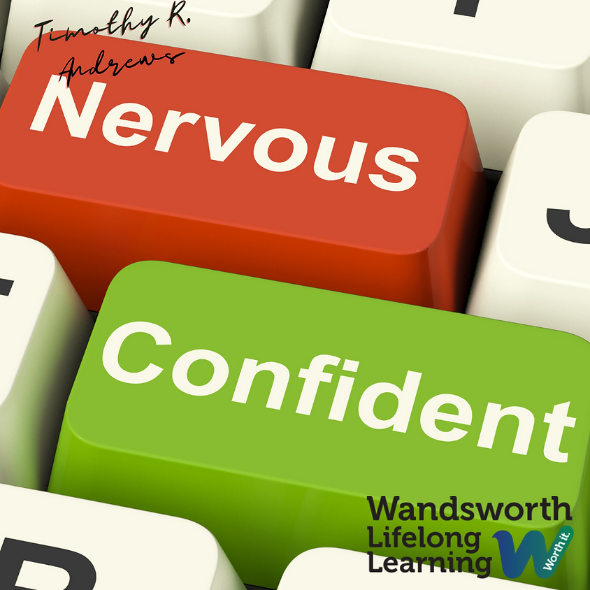 Building Confidence and Assertiveness Skills - Registration Closed