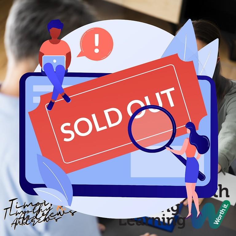 Customer Service Level 1 Qualification - Sold Out