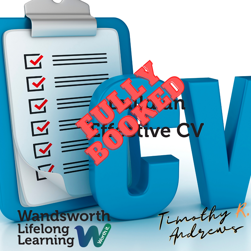 Building an Effective CV - Fully Booked (1)