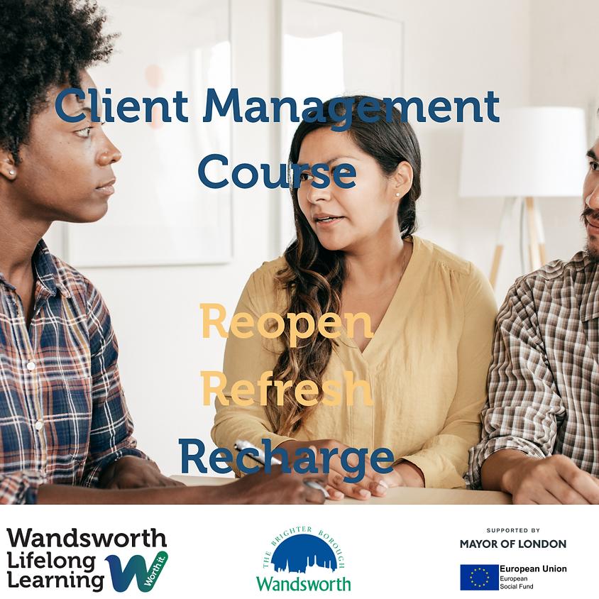Introduction to Client Management