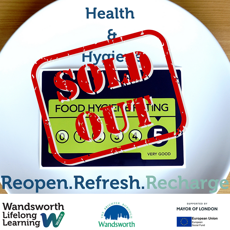 Health & Hygiene Level 1 - Sold Out