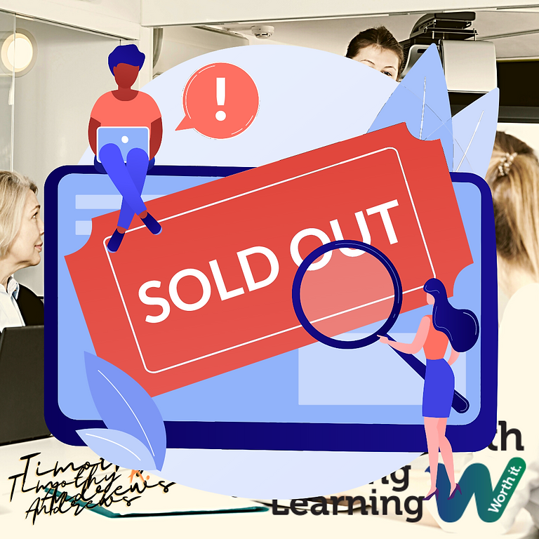Positively Presenting Yourself Qualification - Sold Out