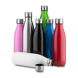 Squeezes garrafa inox 750 ml cod.17011B.