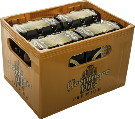 Kiste Gröninger Pils